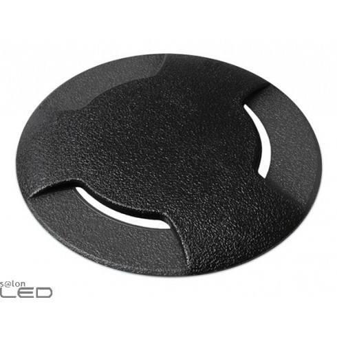 Oprawa gruntowa DOPO BELGRADO-9 czarna GU10