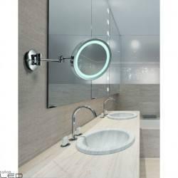 EXO BILD magnifying mirror LED x3 IP44