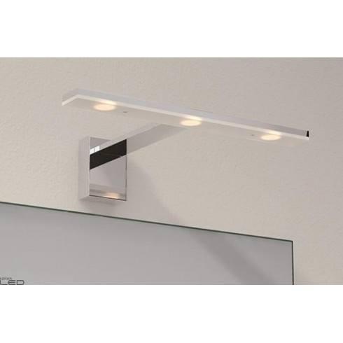 Kinkiet LED 36cm EXO TIEL IP44 3x3W chrom