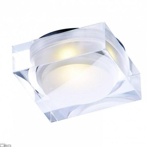 Recessed downlight IP44 EXO KRYSTAL LED 3W