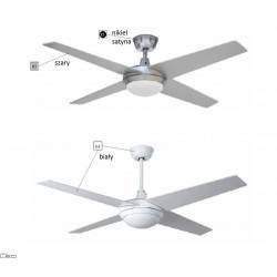 Ceiling fan EXO MARINADA LED 13W white, grey