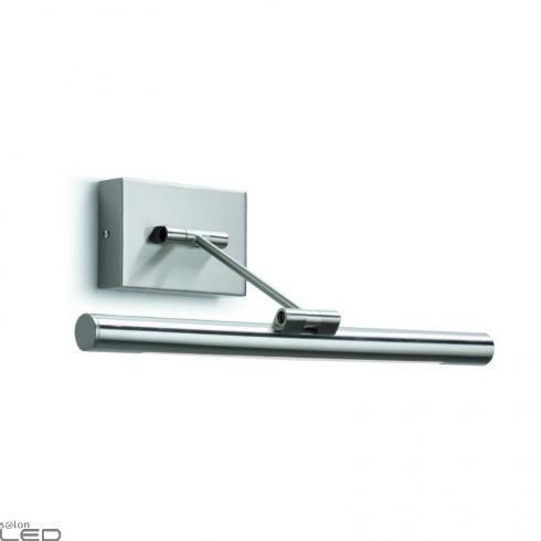 Galeryjka LED EXO TABEL 36cm-6W nikiel satyna