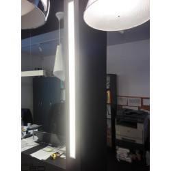 ELKIM LUPINUS LED wpust 60cm-180cm biała, czarna