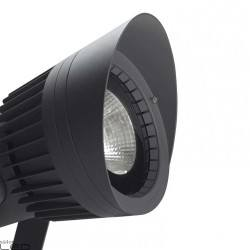 LEDS-C4 Hubble COB LED spotlight IP65 33W, 52W 3000K, 4000K