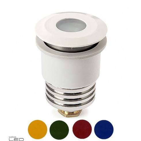 LEDS-C4 AQUA Recessed PC lampa podwodna LED 3W IP68