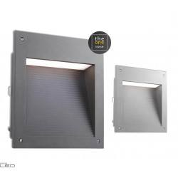 LEDS-C4 MICENAS LED 20W szary, szary miejski 3000K, 4000K