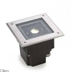 LEDS-C4 GEA POWER LED 6W up-light recessed outdoor IP67