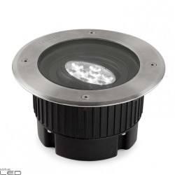 LEDS-C4 GEA POWER LED 18cm 9W, 18W lampa gruntowa IP67