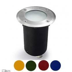 LEDS-C4 Gea LED Step lampa najazdowa okrągła 1W