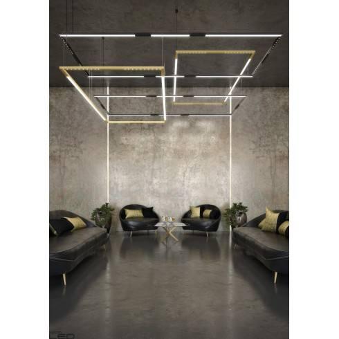 AQUAFORM MIXLINE LED system suspended