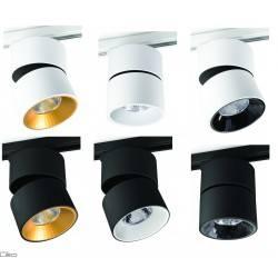 BPM KLIMT TK 20134 reflektor na szyne LED 7W biały, czarny