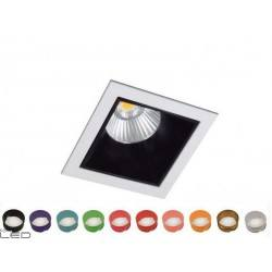 BPM Monet 20130/1 recessed with frame LED CREE