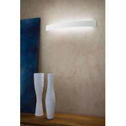 LINEA LIGHT Kinkiet Curve LED 15W 1140, 1141 biały, rdzawy