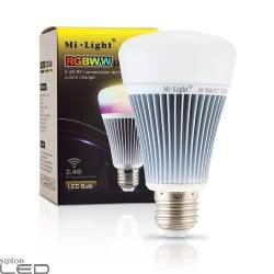 Inteligentna żarówka LED 8W RGB+CCT E27 WI-FI