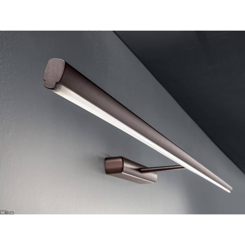 LINEA LIGHT Straight_W 8208, 8209 light wall LED 13W or 19W 4 colours