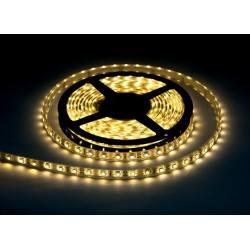 Taśma LED 300 Biała Ciepła Rolka 5m wodoodporna