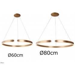 MAXlight SYDNEY P0263 wisząca LED 41W 60cm