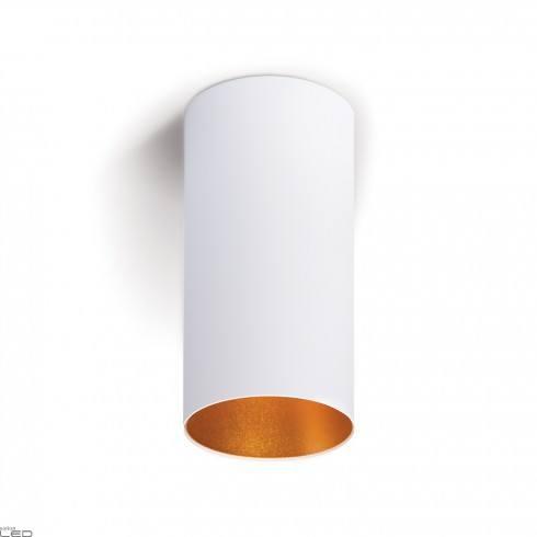 KOBI HERMA oprawa gipsowa natynkowa LED