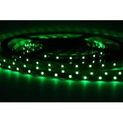 Profesjonalna taśma LED 300 Zielona Rolka 5m IP20, IP65