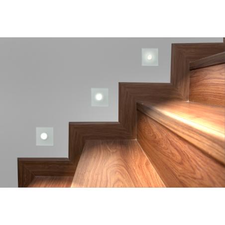 LED staircase lighting LED STEP 12V, 230V 3000K, 4100K