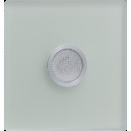 Schodowa LEDSTEP 0,5W 12V, 230V barwa 3000K, 4100K