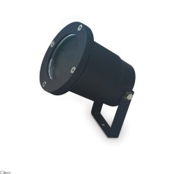 KOBI BLAKE garden lamp IP65 with slot for bulb GU10