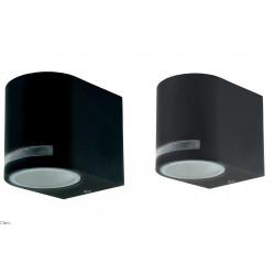 Kobi Quazar 8 wall light for outside IP44