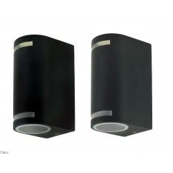 Kobi Quazar 9 wall light for outside IP44