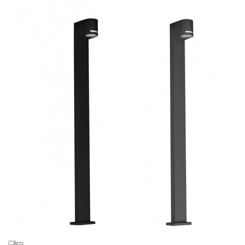 Kobi Quazar 12 garden lamp for outside IP44 black or grey