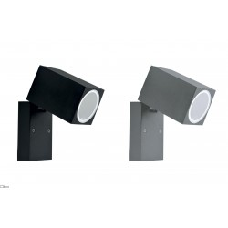 Kobi Quazar 15 wall light rotation regulation
