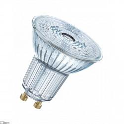 Ściemnialna żarówka LED Osram Gu10 4,6W biała ciepła, naturalna