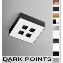 AQFORM DARK POINTS LED natynkowy 40430