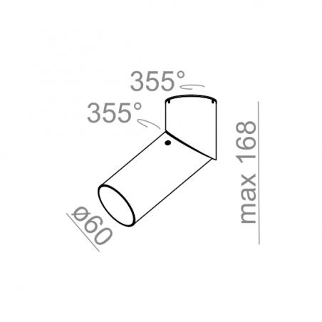 AQUAFORM REFLEcTOR ROTTO 12991