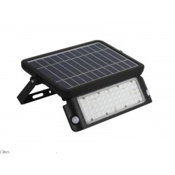 Kobi SOLAR LED 10W floodlight with motion sensor