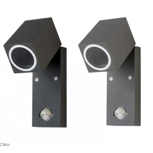 Kobi Quazar 15 LX outdoor wall light with sensor