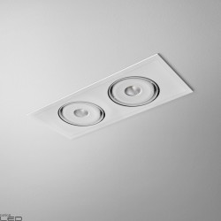 AQFORM SLEEK 111x2 QRLED recessed 30147
