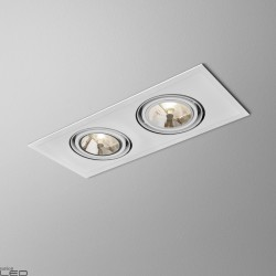 AQFORM SLEEK 111x2 recessed 30024