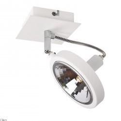Maxlight Reflex G9 kinkiet/lampa sufitowa czarny, biały