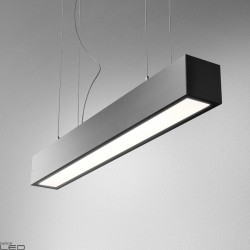 AQFORM SET ALULINE LED suspended