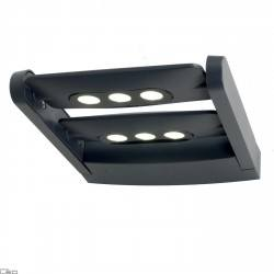 LUTEC MINI LEDSPOT 6 external wall light