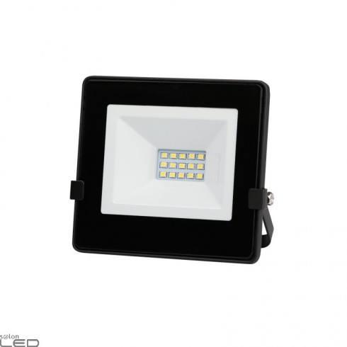 Naświetlacz LED 10W czarny