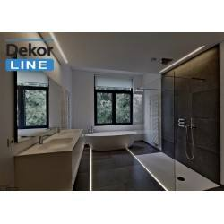 LED light Dekor line 12mm power 10W/mb