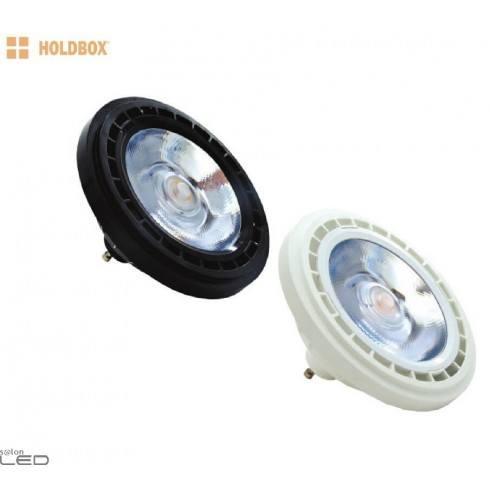 Żarówka LED ES111 230V 15W ciepła, naturalna