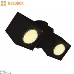 HOLDBOX VASTO ceiling 2 lampa natynkowa GU10