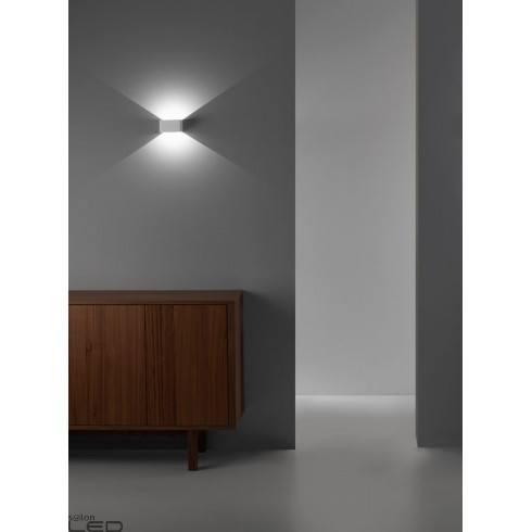 LEDS-C4 JET 05-0071-14-14 wall light square 1x3W