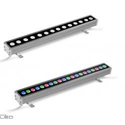 LEDS-C4 TRON 05-E00 wall washer LED 51cm, 100cm