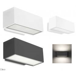 LEDS-C4 AFRODITA 05-9911, 05-9878 LED wall light white, grey