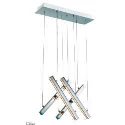 AUHILON ALIKANTE IV MD1372-28CH, MD1372-28RG Hanging lamp