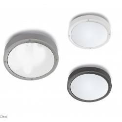 LEDS-C4  Basic Aluminium 15-9835-14/34/Z5 ceiling outdoor lamp LED