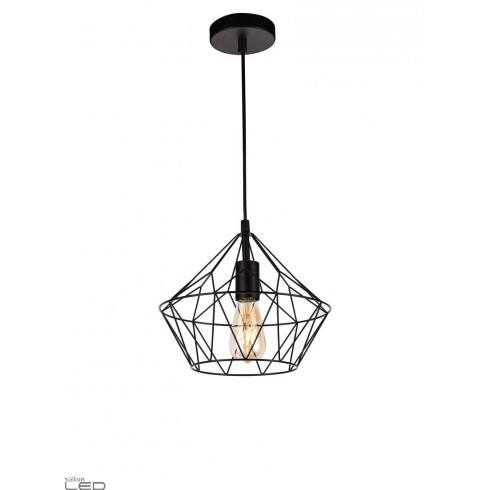 MAXlight BELL I, II Lampa wisząca biała, czarna